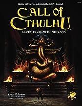 Call of Cthulhu Investigators Handbook (Call of Cthulhu Roleplaying)