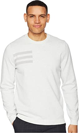 3-Stripes Crew Neck Sweater