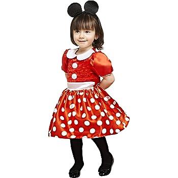 Travis X de dcmin de drrg03 Disfraz para Niños Minnie, Rojo, 62 ...