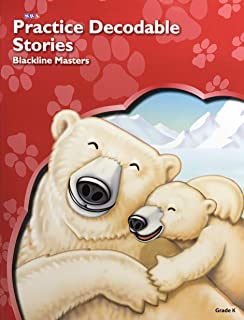 Practice Decodables Stories Blackline Masters Aligned with Reading Mastery, Grade K