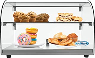 Best curved glass refrigerated bakery display case Reviews