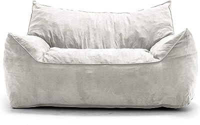 Wondrous Amazon Com Big Joe Roma Bean Bag Chair Black 0657378 Beatyapartments Chair Design Images Beatyapartmentscom
