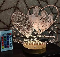 DESIGN ELLE Photo 2 Heart LED Lamp