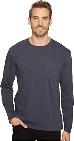 Pendleton Thomas Kay Long Sleeve Pima Crew