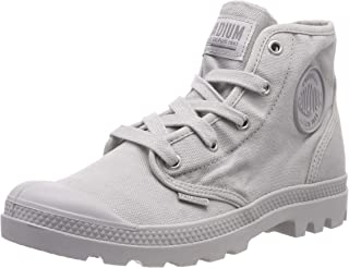 Palladium Pampa Hi Canvas Womens Trainers