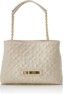 Love Moschino Jc4205pp0a, Bolso tipo tote para Mujer, 12x22x32 Centimeters (W x H x L)