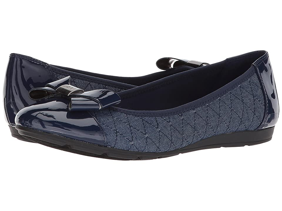 Anne Klein Alphia (Blue Multi Fabric) Women
