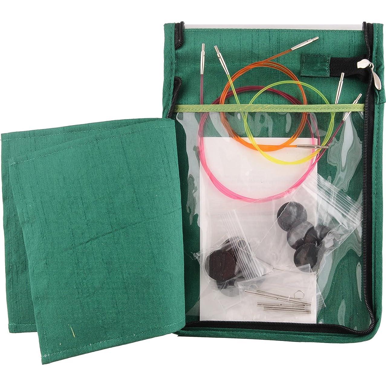 Knitter's Pride Bamboo Deluxe Interchangeable Needle Set