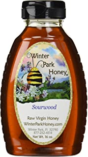 Sponsored Ad - Sourwood Honey (Pure Natural Raw Honey) 16oz Kosher