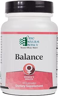 ortho molecular balance