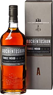 Auchentoshan Three Wood Single Malt Whisky 1 x 0.7 l