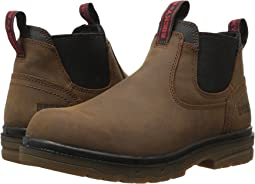 "5"" Elements Romeo Steel Toe WP Slip-On"