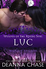 Luc: Wolves of the Rising Sun #3 Kindle Edition
