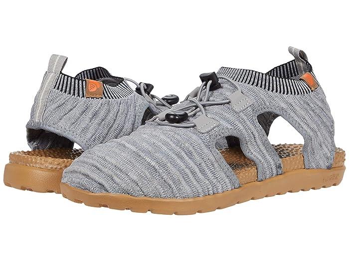 Acorn  Everyweartm Casco Sport (Heather Gray) Mens Shoes