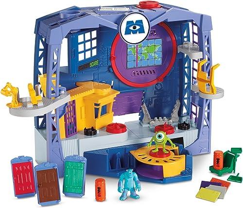 Garantía 100% de ajuste Fisher-Price Imaginext Imaginext Imaginext Monsters University Monsters Scare Floor by Fisher-Price  Web oficial
