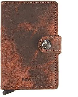 Secrid Miniwallet - Vintage Brown Leather
