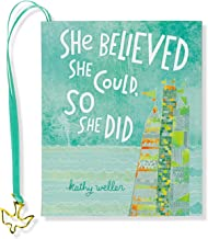 She Believed She Could, So She Did (mini book)