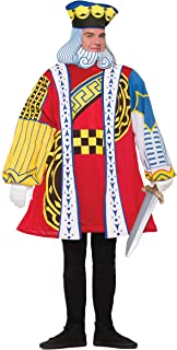 King of Cards Costume