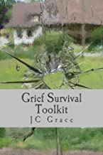 Grief Survival Toolkit: The Five Stages of Grief and Six Month Grief Journal