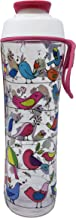 50 Strong 24 oz. Water Bottle for Girls & Boys - BPA Free - Perfect for School, Fits in a Backpack - Leakproof Cap & Easy Carry Strap - Great for Girl, Boy, Teen, Teens, Kid or Kids - USA Made