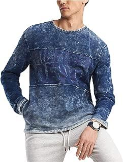 Tommy Hilfiger Mens Tennant Denim Sweatshirt