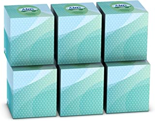 Puffs Plus Lotion with The Scent Of Vicks Facial Tissues, 6 - Count (Packaging May Vary)