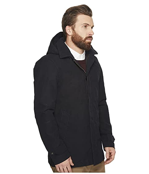 Detachable with Classic Quilted Parka Scotch Soda Lining Hooded amp; FXwwEYq