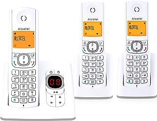 Alcatel F530 Voice Trio Gray Answering Machine