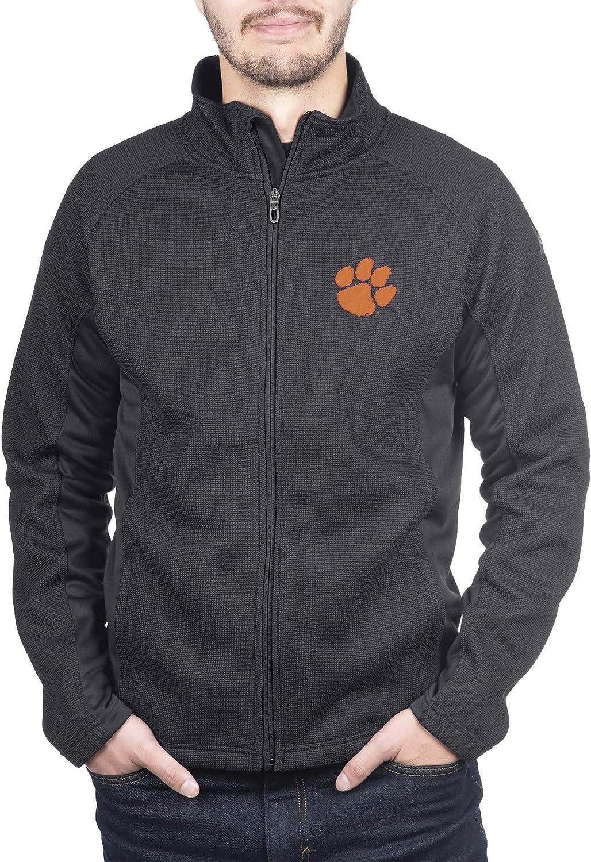 Spyder Mens Constant Full Zip Sweater Black Gameday Jacket