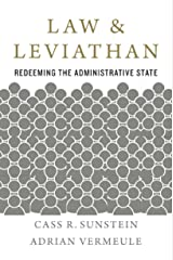 Law and Leviathan: Redeeming the Administrative State (English Edition) eBook Kindle