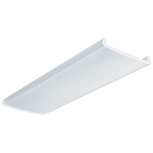 Fluorescent Light Fixture Covers Replacement Amazon Com