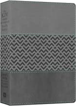 The KJV Cross Reference Study Bible Students' Edition Indexed [Charcoal]