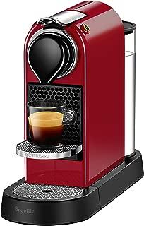 Breville-Nespresso USA BEC620RED1AUC1 CitiZ Espresso Machine, 15.2 x 7.5 x 14.5 inches, Red