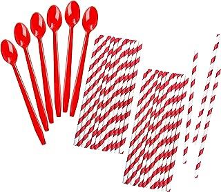 iced tea spoon straws