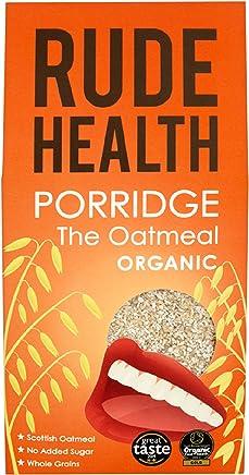 Rude Health The Oatmeal Porridge Organic 750g (Pack of 2)