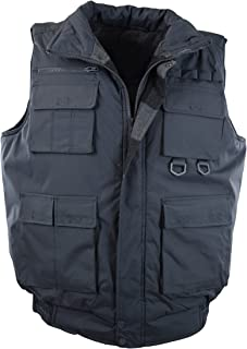 ChoiceApparel Mens Basic Padded Windbreaker Puffer Vests (Many Styles To Choose From)