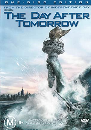 DAY AFTER TOMORROW,THE (1 DISC)