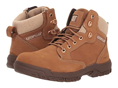 Caterpillar Tess Steel Toe (Sundance) Women