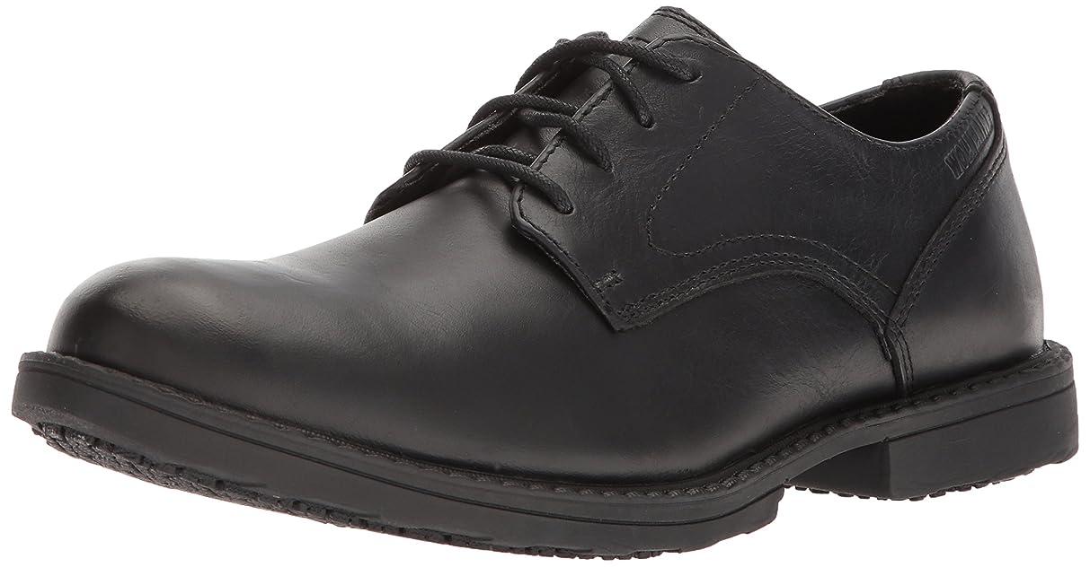 特性プライム猛烈なMen's Bedford Oxford Ankle-High Leather Shoe