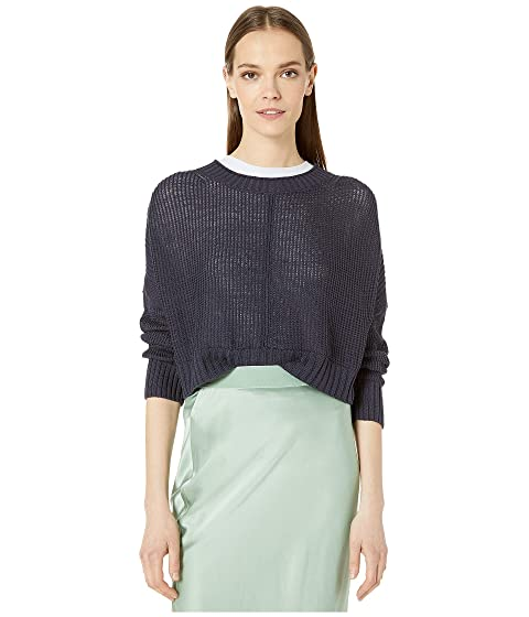 Vince Front Seam Poncho