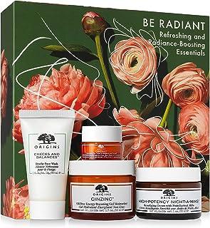 Origins Skincare Gift Set: Cleanser, Eye Cream, Gel Moisturizer & Night Cream