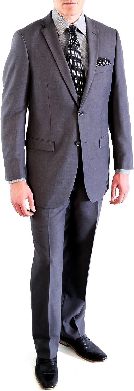 Ferrecci Men's Ford 2 Piece 2 Button Regular Fit Suit