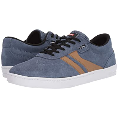 Globe Empire (Slate Blue/Dijon) Men