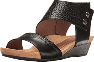 Best black cuff sandals Reviews