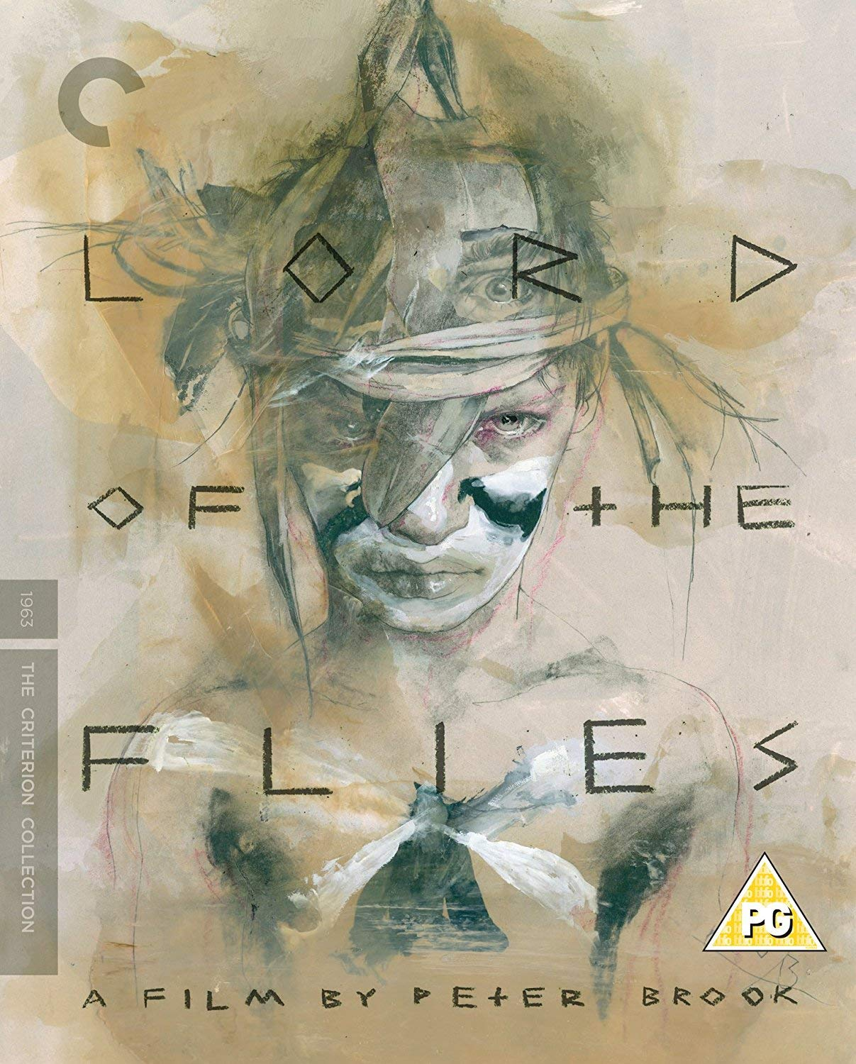 Lord of the Flies The Criterion 2017 Direct sale Bombing new work manufacturer Collection Blu-ray