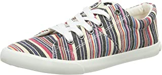 Women's Campo Trainers, Multicolour (Roads Natural Multi-Colour), 3 UK 36 EU