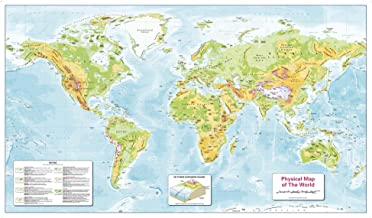 40.25 x 26.5 Laminated Wall Map The Commonwealth of Nations