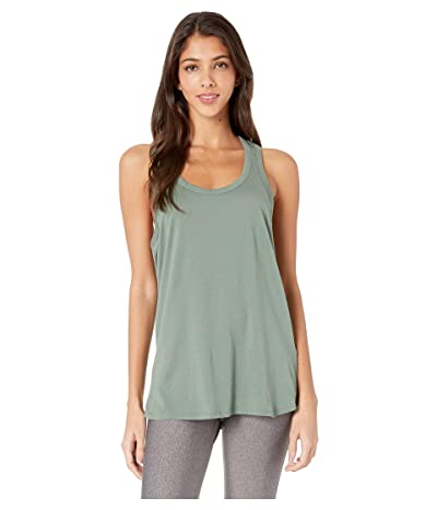 Beyond Yoga All About It Racerback Tank Top (Aloha Green) Women