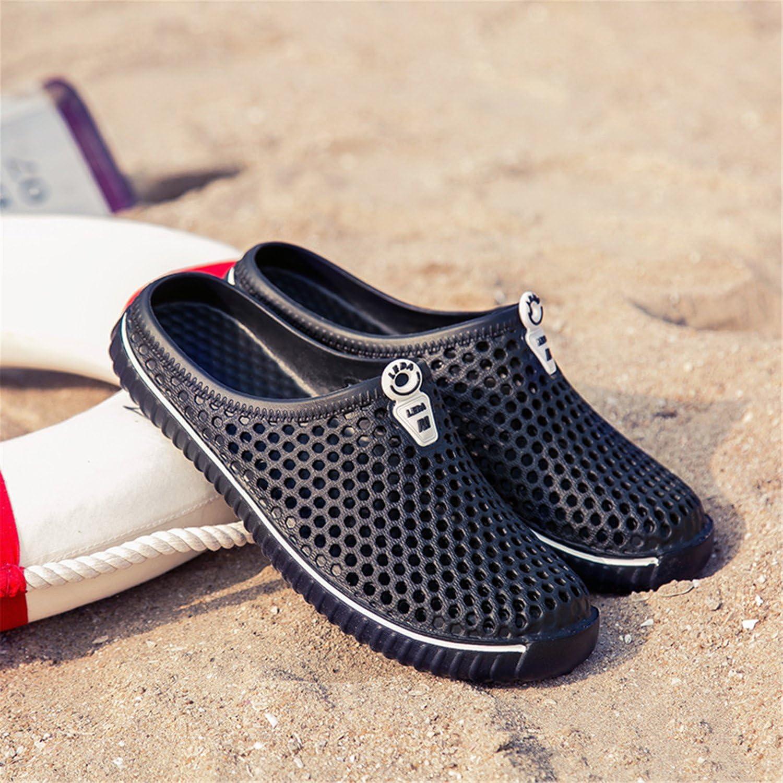 SAGUARO Estate Pantofole da Allaperto Spiaggia Ciabatte Slippers Casa Pattini Sabot Scarpe per Donne Uomini