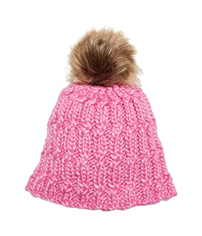Turtle Fur Merino Wool Fifi (Hottie Pink) Knit Hats
